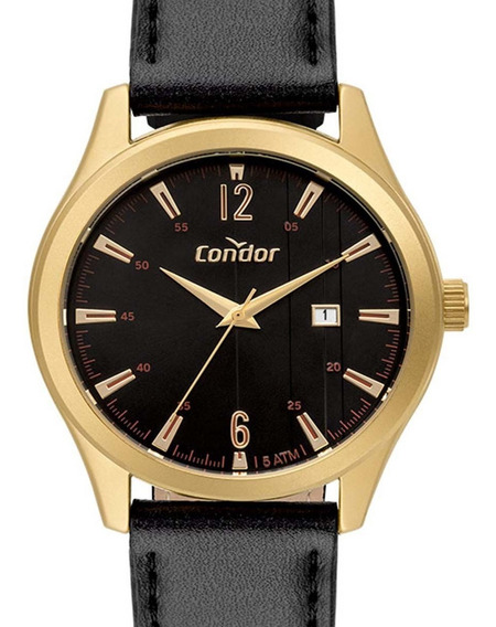 Relógio Condor Co2115kva/k2p Feminino Couro + Nfe