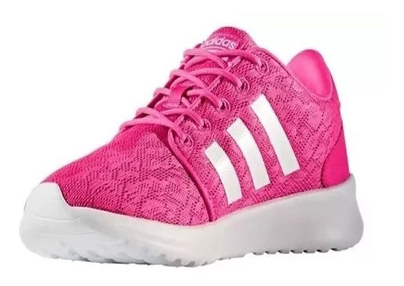 Tenis adidas Mujer Rosa Racer W Bb9847
