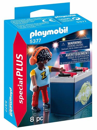 Playmobil Dj 5377 Con Accesorios Special Plus Educando