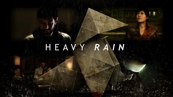 Heavy Rain ( Mídia Física ) Pc - Dvd Frete Gratis