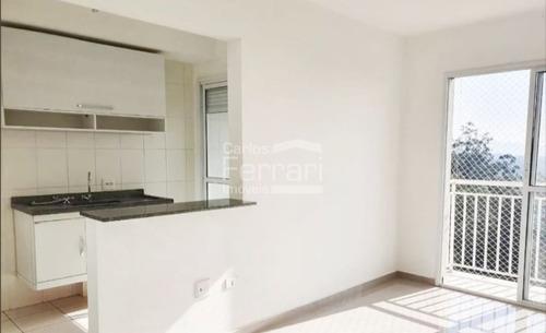 Apartamento 2 Dormitórios, 1 Vaga Na Vila Cachoririnha - Cf33831