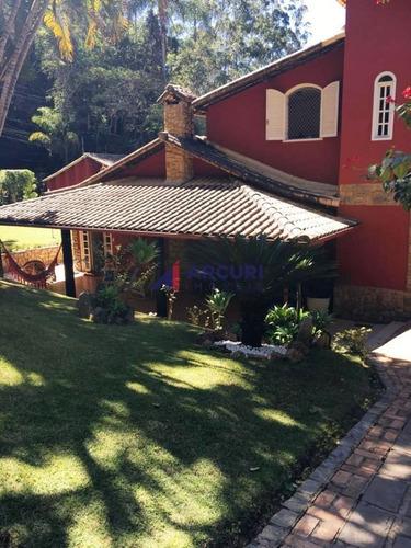 Casa 03 Quartos Vila Del Rey (nova Lima) Venda - 10200