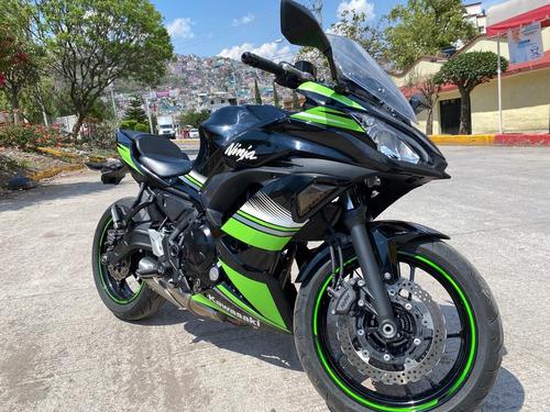 Kawasaki Ninja 650r Modelo 2019... Reestrenala !!!