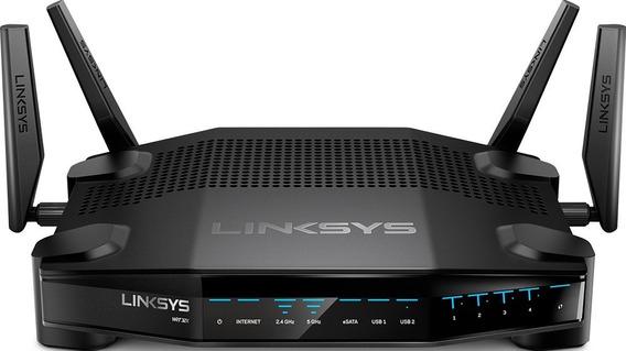 Roteador Linksys Ac3200 Wrt32x Dual-band Wifi Gaming Game