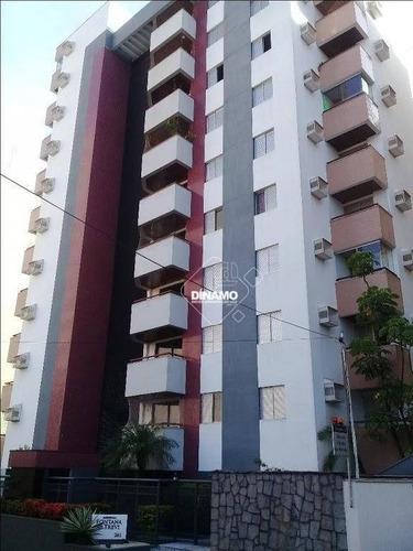 Cobertura Com 4 Dormitórios À Venda, 253,04 M² - Higienópolis - Ribeirão Preto/sp - Co0093