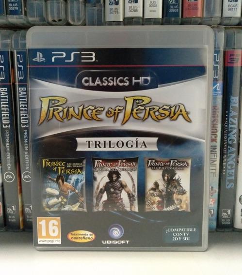 Prince Of Pérsia Trilogy Ps3   Parcelamento Sem Juros