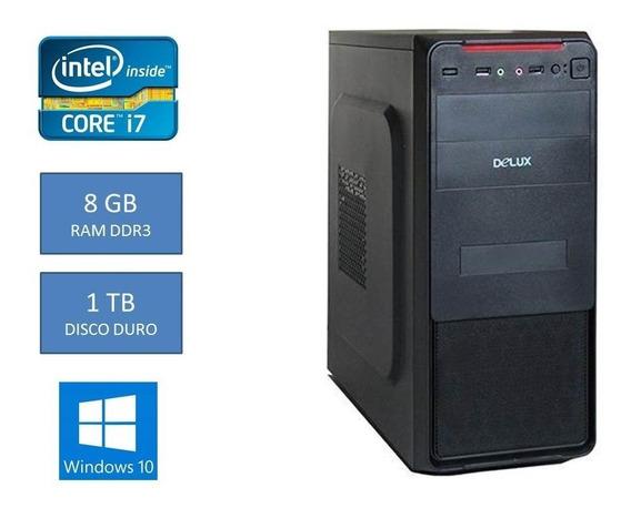 Computadora Core I7 1155 8gb Ram 1tb Hdd