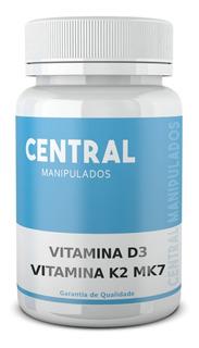 Vitamina K2 100mcg + Vitamina D3 10.000 Ui 120 Cáps