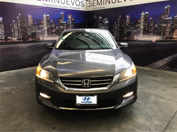 Honda Accordexl 2013 Vin 4185