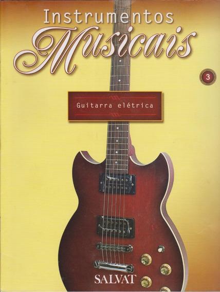 Guitarra Elétrica Na Revista / Instrumentos Musicais- Jfsc