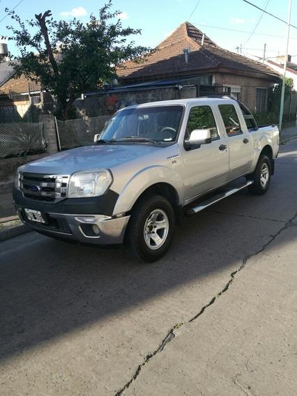 Ford Ranger 3.0 Cd Xlt 4x4 2010 Permutaria
