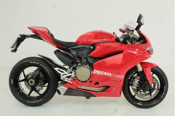 Ducati Superbike 1299 Panigale Abs 2018 Vermelha