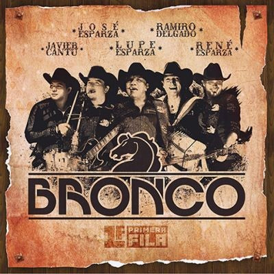 Cd + Dvd Bronco, Primera Fila