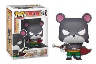 Funko Pop! Pantherlily 483 - Fairy Tail Muñeco Original