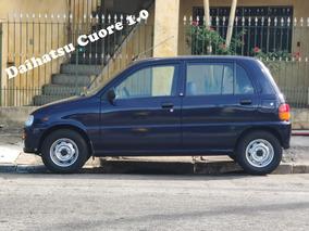 Daihatsu Cuore 0.85 Tsl 5p 1997 Azul