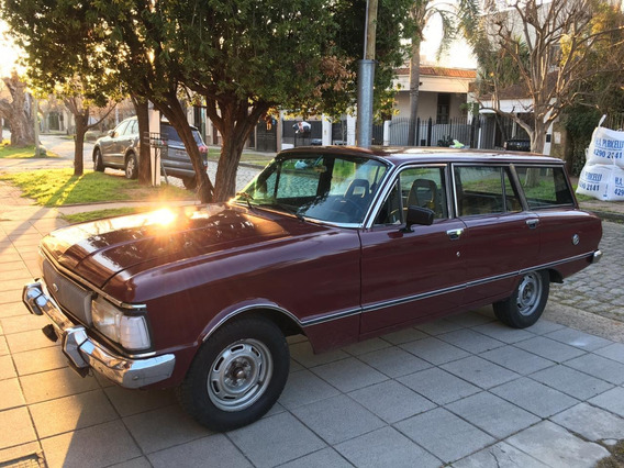 Ford Falcon Falcon Rural De Lujo