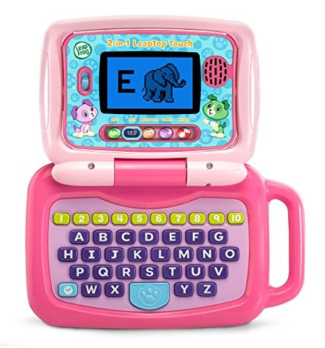 Leapfrog 2in1 Leaptop Touch Pink