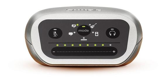 Shure Interface De Áudio Digital Mvi/a-ltg