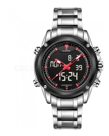 Relógio Masculino Naviforce 9050 Esportivo