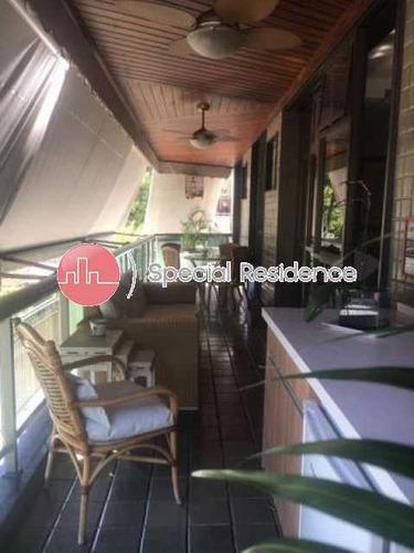 Imagem 1 de 6 de Apartamento-à Venda-barra Da Tijuca-rio De Janeiro - 300725