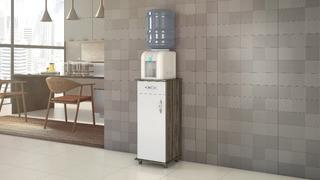 Mueble Porta Dispenser Con Puerta, Estantes Y Cajón *nt3005*