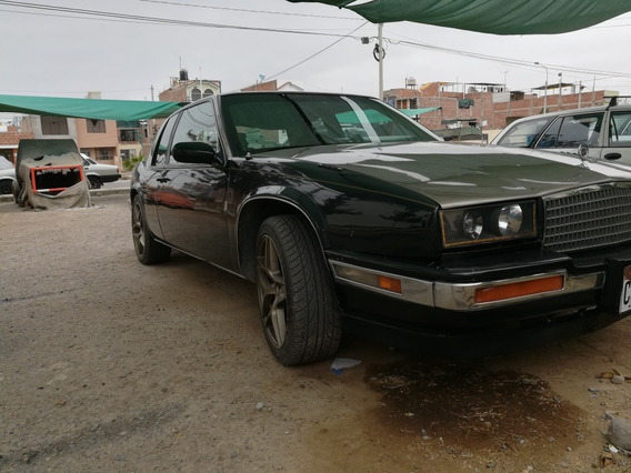 Cadillac. El Dorado