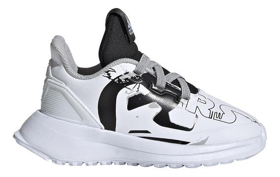 Zapatillas adidas Running Rapidarun Starwars El I Bebe Bl/ng