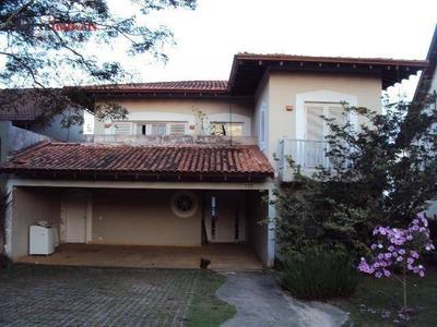 Casa Com 4 Dormitórios Para Alugar, 370 M² Por R$ 5.000/mês - Residencial Das Estrelas - Barueri/sp - Ca0499