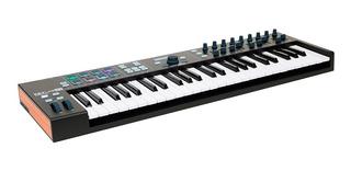 Teclado Midi Arturia Keylab Essential 49 Black Promo