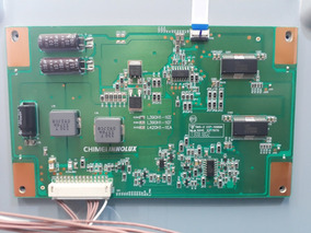 Placa Inverter Panasonic Tc-l39el6b L390h1-1ee