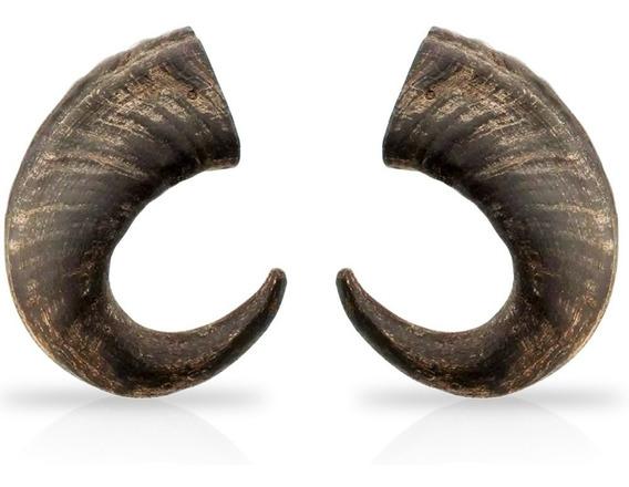 Par Chifre Bufalo Grande Vikings Copo Horn Drink Cutelaria