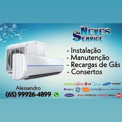 Imagem 1 de 5 de Manutenção Ar Condicionado