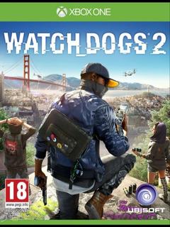 Juego Watch Dogs 2, Xbox One Digital