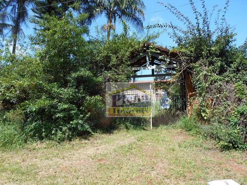 Imagem 1 de 15 de Chácara Residencial À Venda, Chácara Cruzeiro Do Sul, Sumaré. - Ch0076