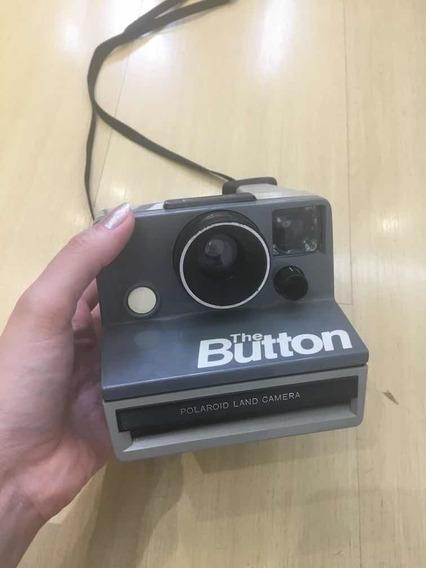 Polaroid Sx-70 The Button Original Funcionando