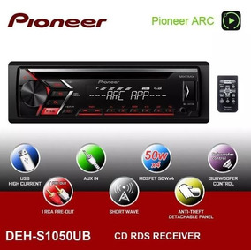 Radio Pioneer Deh-s1050ub Cd Player Usb Mp3 Mixtrax -oferta!