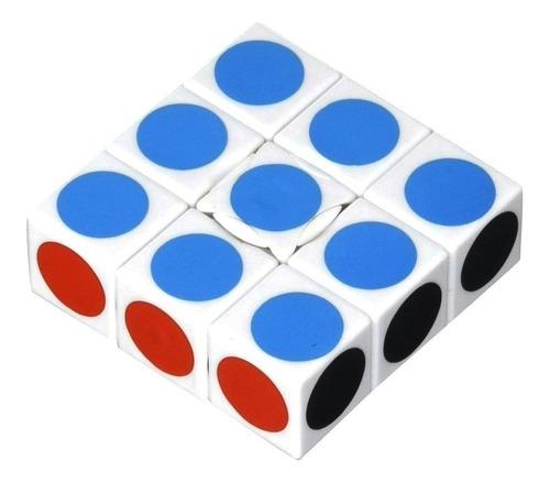 Puzzle 3x3x1  Lanlan Floppy Base Blanca