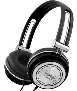 Auriculares De Estudio Cerrados Negro Cad Mh100