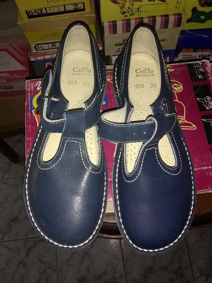 Zapatos Colegiales Goffo