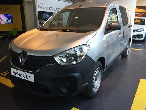 Renault Kangoo Confort 5 Asientos Mixta 0km 2021 N Fiat (sg)