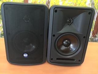 Bafles Rcf Monitor 44t 60w 4 Ohms Mejor Que Jbl Y Bose