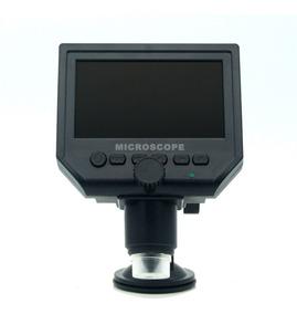 Vídeo Digital Microscópio 600x4.3 3.6mp Led Lupa Plugue Ue