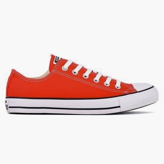 Zapatillas Converse All Star Ox Red