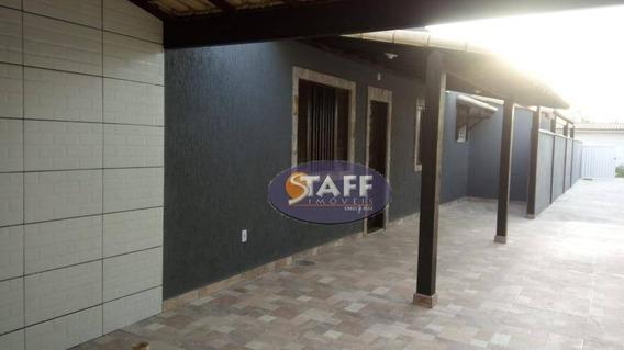 Belíssima Casa 3 Quartos Sendo 1 Suite A Venda Em Unamar-cabo Frio!! - Ca1367