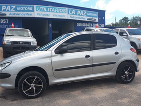 Peugeot 206 1.4 Xr Full 2008 Inpecable Unico Dueno