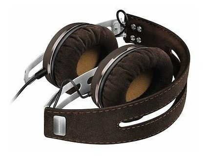 Fone Ouvido Headphone Sennheiser Momentum Brown Original
