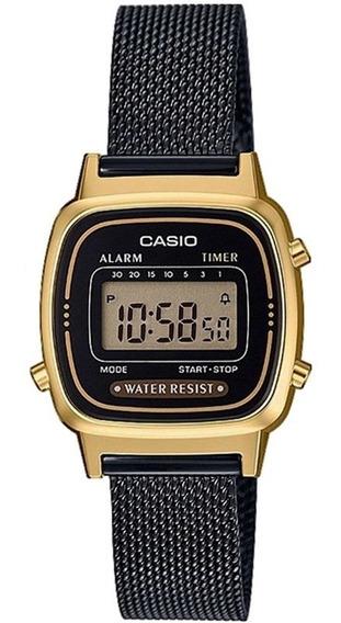 Relógio Casio Vintage Feminino La670wemb-1df