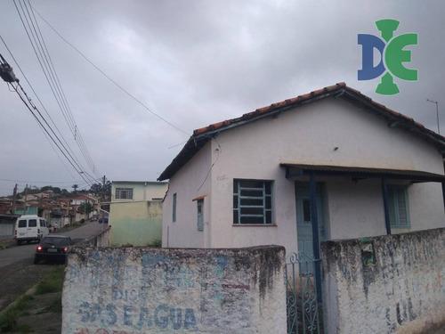 Casa Com 2 Dormitórios À Venda, 80 M² Por R$ 290.000,00 - Jardim Didinha - Jacareí/sp - Ca0058
