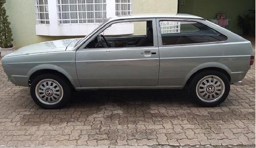 Volkswagen Gol 1.6 (90% Restaurado, Excelente P Placa Preta)