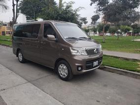 Alquiler Minivan 11 Pasajeros // 220 Soles